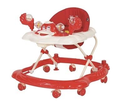 Sunny Baby 9223 Vak Vak Silikon Tekerlerkli Yürüteç Kırmızı